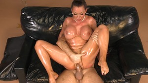 gianna michaels bbc blowjob