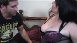 homemade brunette wife suck
