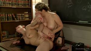 two girls sucking boobs