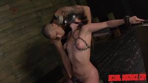asian bondage first time