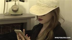 cell phone amateur teen