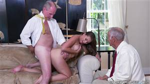 orgasm while giving blowjob