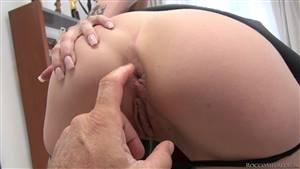 petite brunette milf anal