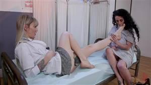 lesbian first anal orgasm