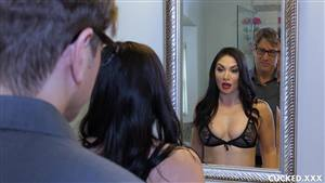 amateur blowjob big boobs