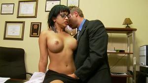 ebony bisexual anal threesome
