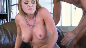 amateur blonde wife orgasm